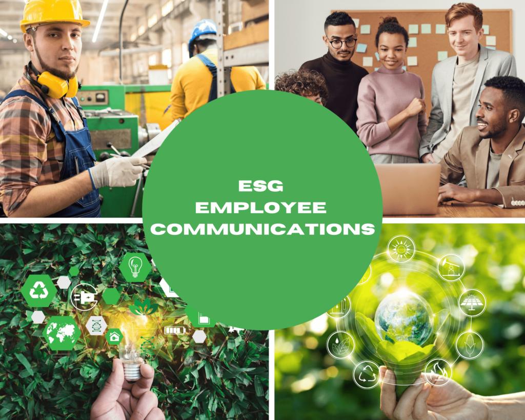How to communicate ESG Internally?